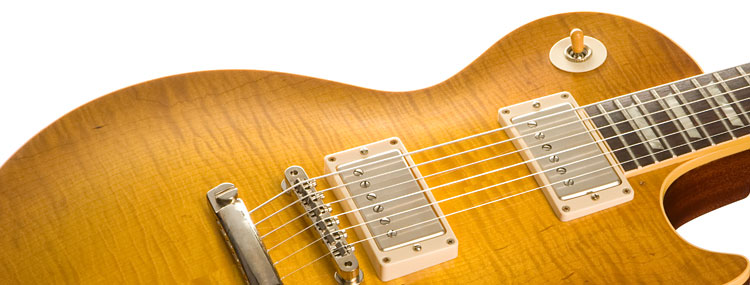 Gibson com: Gibson Custom Collector's Choice™ #1: 1959 Les